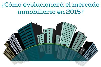 ¿Cómo evolucionará el mercado inmobiliario en 2015?