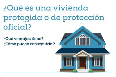 vivienda protegida o de protección oficial